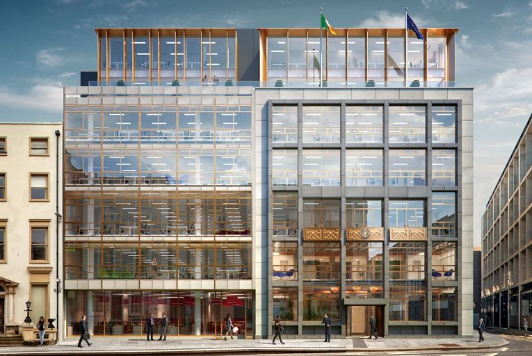 Historic 1930s office building in D2 to be redeveloped