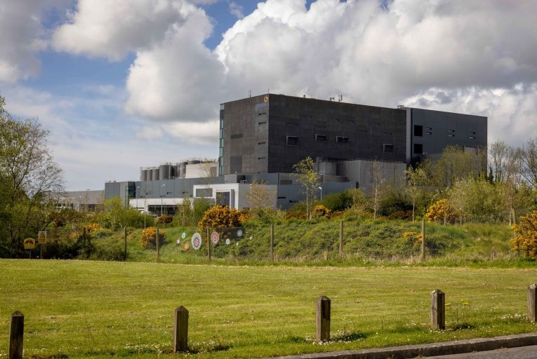 A recent decision to award planning to Glanbia Ireland, pictured, for a €150 million continental cheese plant in Belview, Co Kilkenny, has caused controversy. Picture: Dylan Vaughan