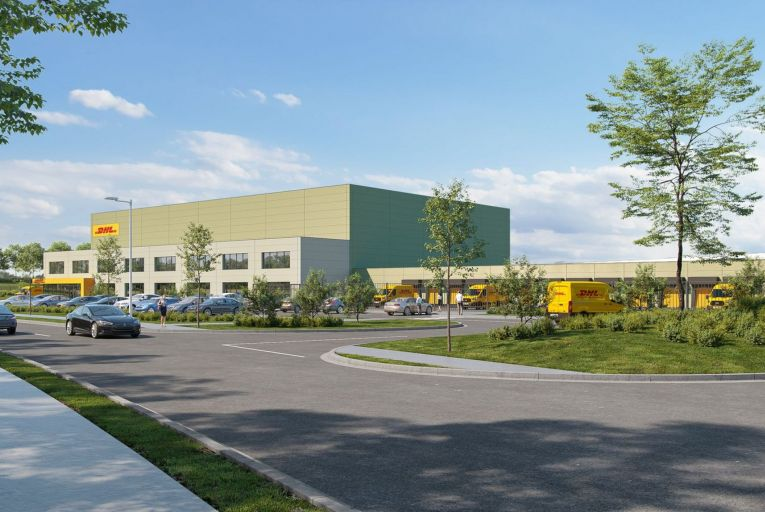 DHL latest firm to be wooed by clean, green Blarney Business Park