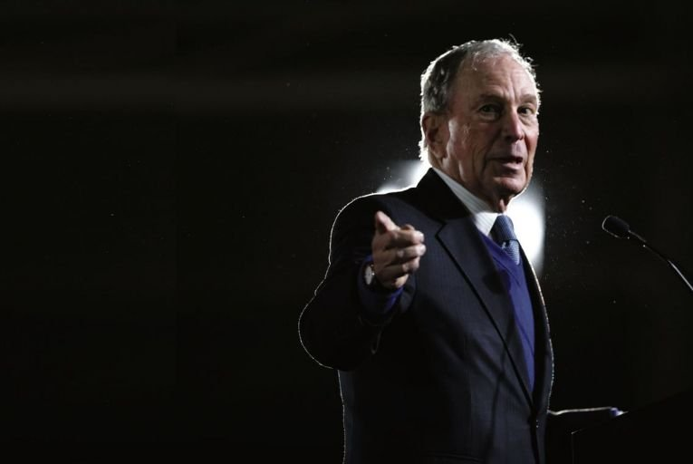 Bloomberg set to foot the bill of an expensive ego trip