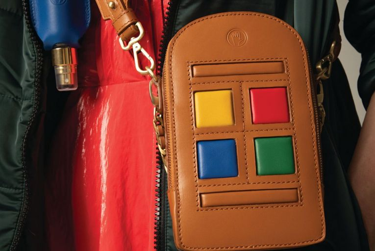 The mini door bag, €495 from My Name is Ted