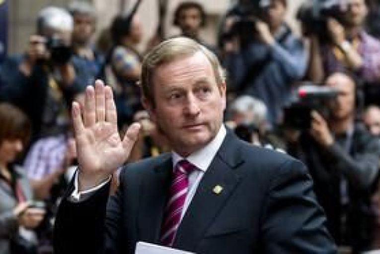 Taoiseach said Ireland's debt will be on EU leaders' agenda