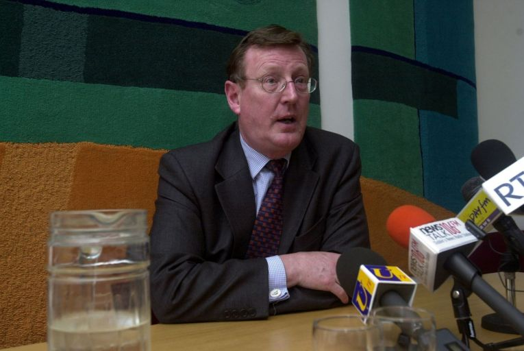 "David Trimble, the former Ulster Unionist Party leader who helped broker the Good Friday Agreement, said the protocol risked a return to violence as it had ""shattered"" the constitutional position of Northern Ireland within the United Kingdom"