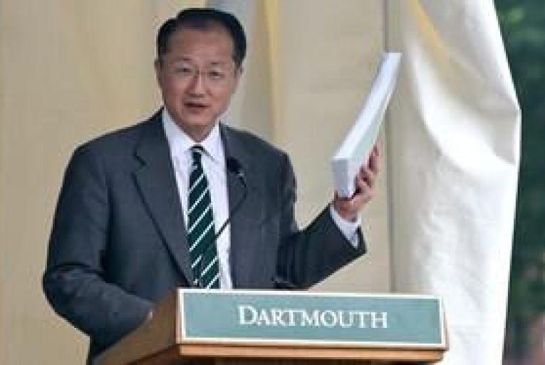 Jim Yong Kim to become World Bank chief