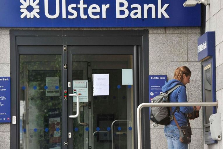 The proposed deal will involve the transfer of up to 500 Ulster Bank employees to Permanent TSB. Picture: Sasko Lazarov/RollingNews.ie