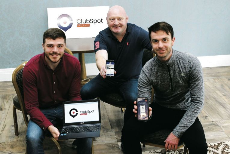 Making It Work: ClubSpot app is just the ticket for sports clubs
