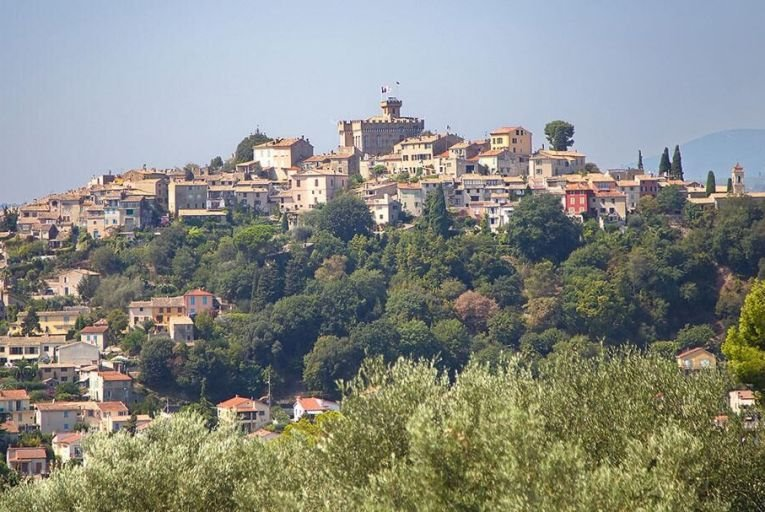 Cagnes-sur-Mer: the Montmartre of the south of France Pic: GETTY