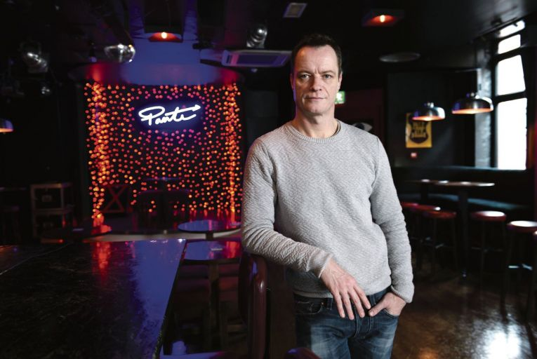 Rory O'Neill, aka Panti Bliss, told Brendan O''Connor his experience over the past year was 'absolutely crushing'