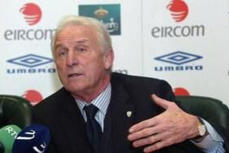 Ireland slips eight places in latest FIFA rankings