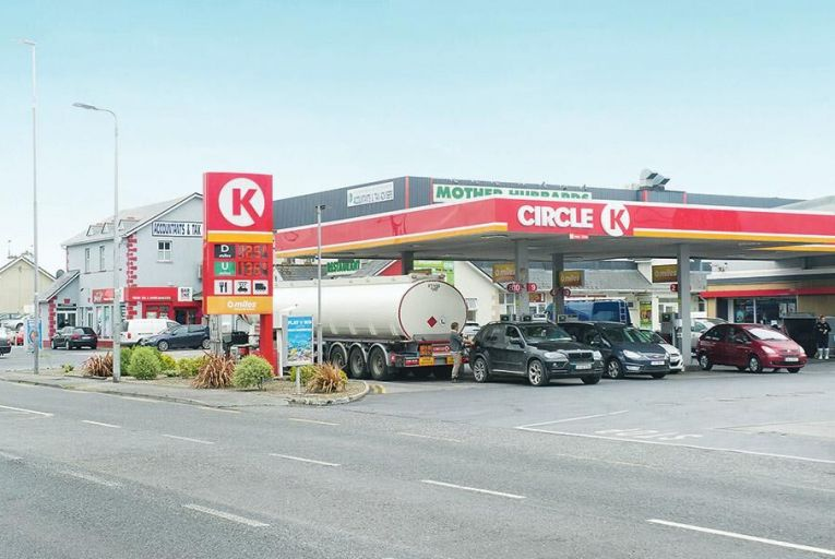 Service stations capture investor imagination