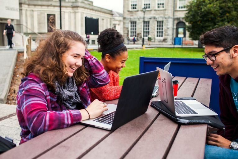 Irish universities have become increasingly dependent on the income from international tuition fees. Picture: Getty