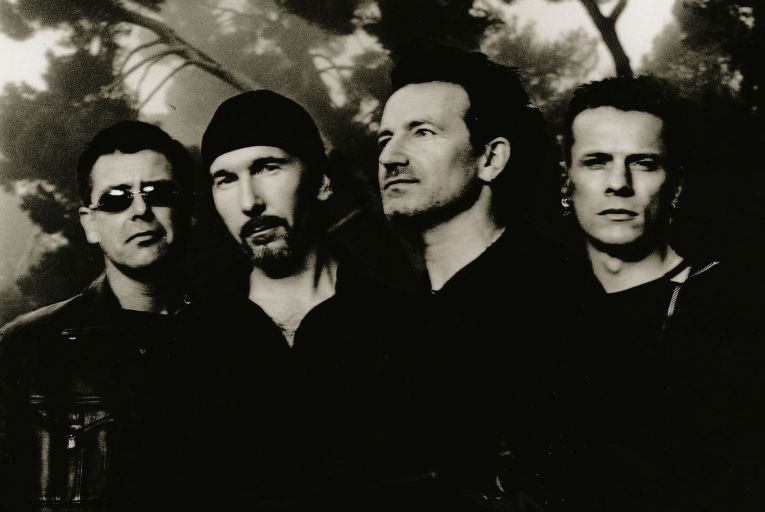 Tracing U2's journey from boys to men