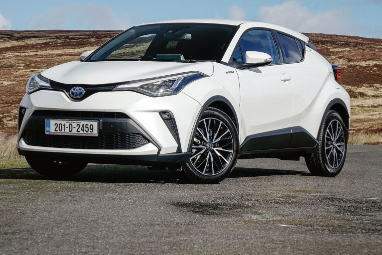 Motoring: Toyota's latest crossover has a style all its own