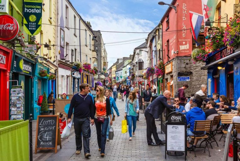 The branding exercise is part of a plan to increase the value of tourism to Galway by 25 per cent