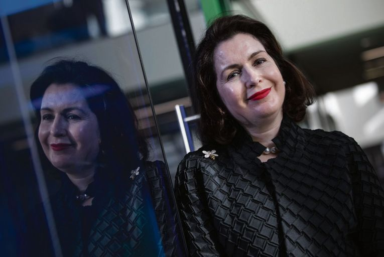 Francesca McDonagh: Bank of Ireland's chief executive has presided over a €1.5 billion investment in its digital infrastructure. Picture: Fergal Phillips
