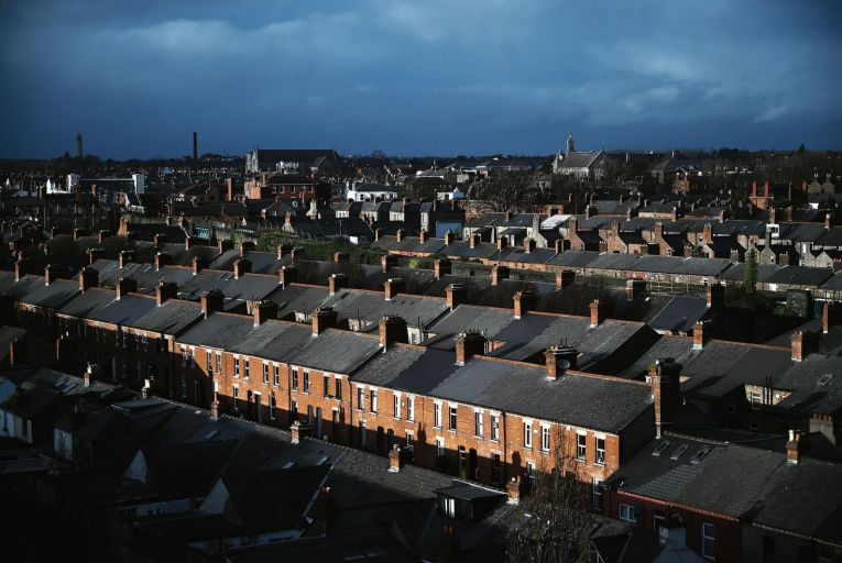 Rental inflation in Dublin's housing market is making it attractive to investors. Picture: Getty
