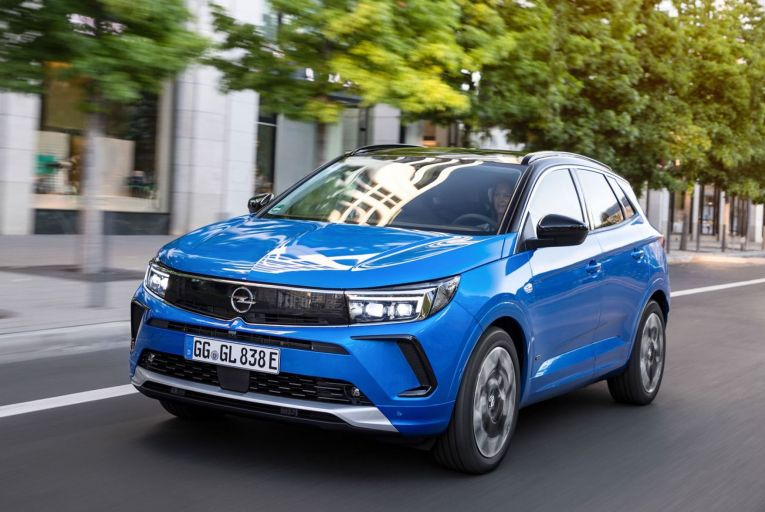Test drive: Opel injects some style into the Grandland SUV