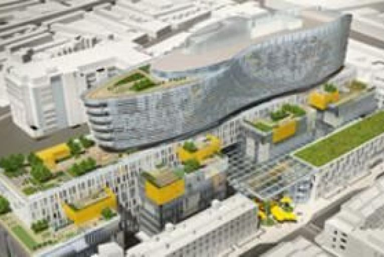 Children's hospital board says it must pursue co-located facility