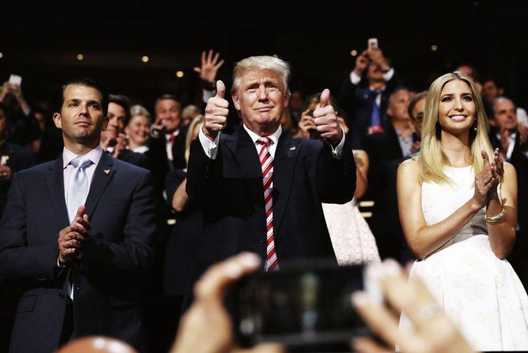 The Trump succession wars: the son also rises