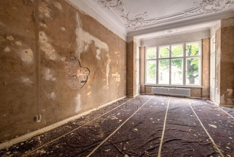 The gathering of the new information on the true number of vacant properties, and their precise location, will help the government to decide if it is worth introducing a vacant home tax. Picture: iStock