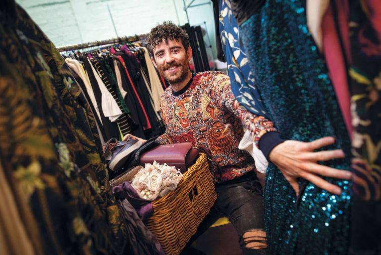 Reduce, rewear, recycle: moving charity shops online