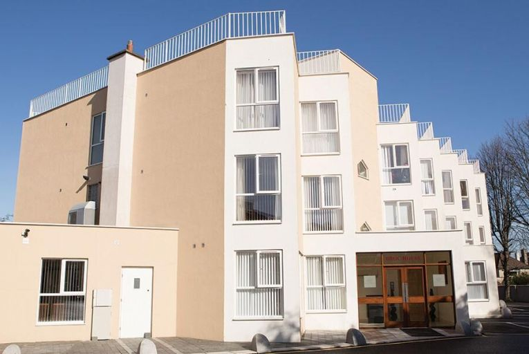 Canbe Broc House Suites on Nutley Lane in Dublin 4