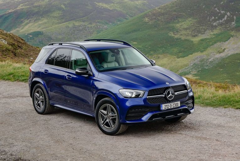 The Mercedes-Benz GLE 350 de is powered by a combination of a 2.0 litre turbodiesel engine and an electric motor