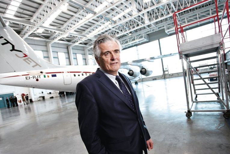 CityJet 'set to emerge much  smaller from examinership'