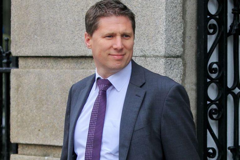 Matt Carthy, Sinn Féin TD for Cavan-Monaghan. Picture: Gareth Chaney/Collins