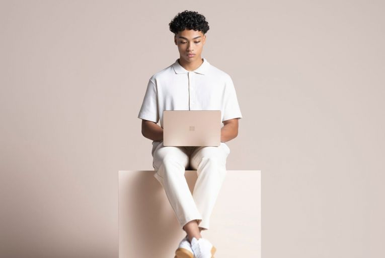The Microsoft Surface Laptop 4 is elegant, simple to use and has an impressive battery life