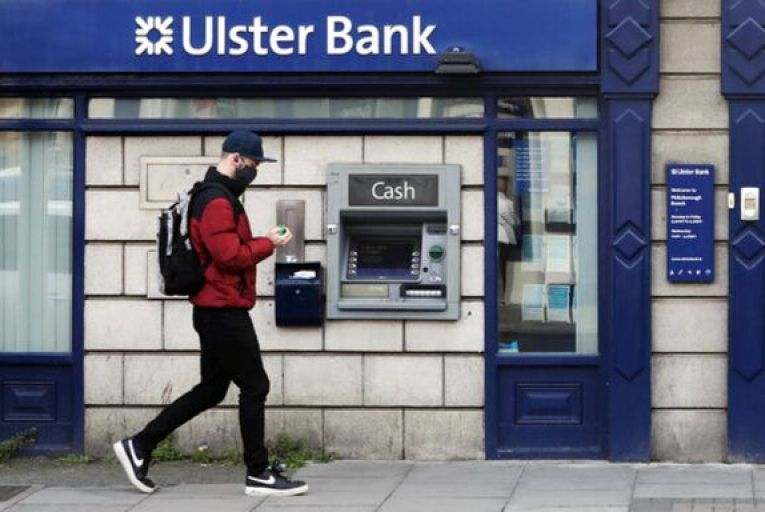 Ulster Bank begins exit from Irish banking market after 160 years