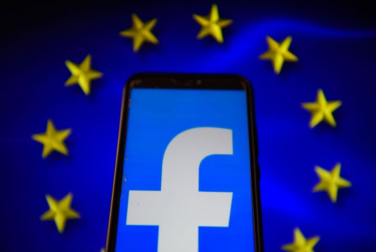Facebook insisted yesterday it was committed to Europe but warned that there were profound consequences to the proposed ban on transatlantic data transfers. Picture: Getty