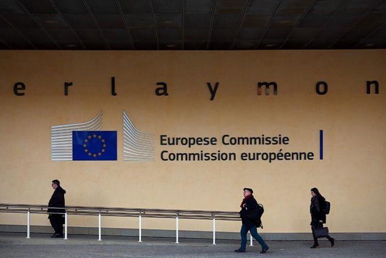 European Commission headquarters in Belguim Pic: Getty
