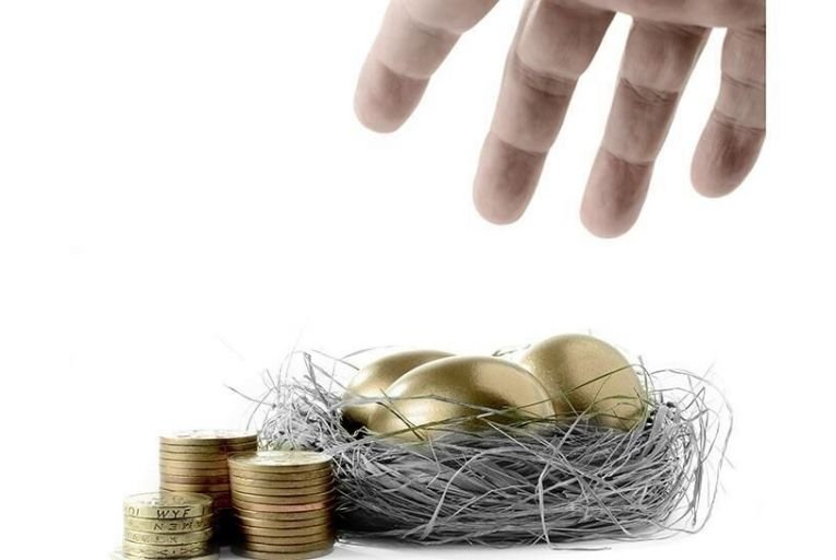 Are people being forced to dip into the pension pot earlier then expected? Pic: iStock