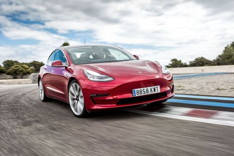 The Tesla Model 3: prices start from €48,990 including SEAI grant