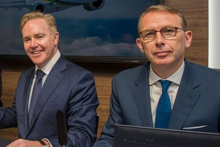 Avolon boss says flight shaming will have minimal impact on carbon emissions