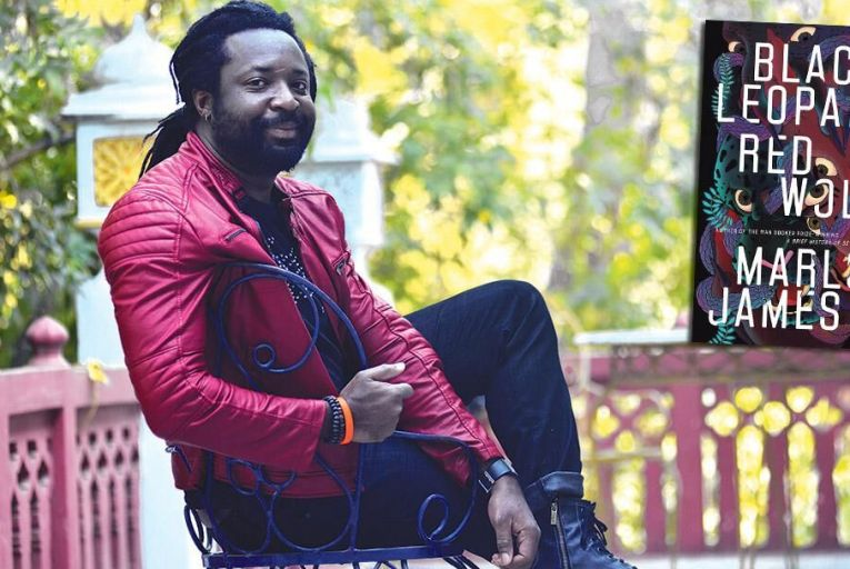 Marlon James: a man who needs to downsize  Pic: Getty