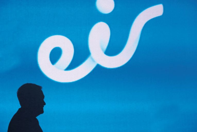 Eir was singled out for its dire customer service and dropped out of the top 150 ranking of Irish businesses. Picture: Rollingnews