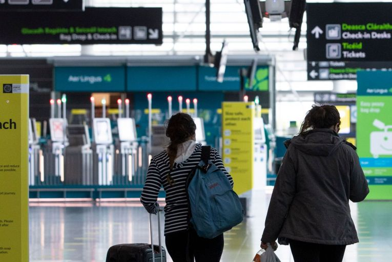 Aer Lingus to trial document verification apps in hopes of 'meaningful' return to skies