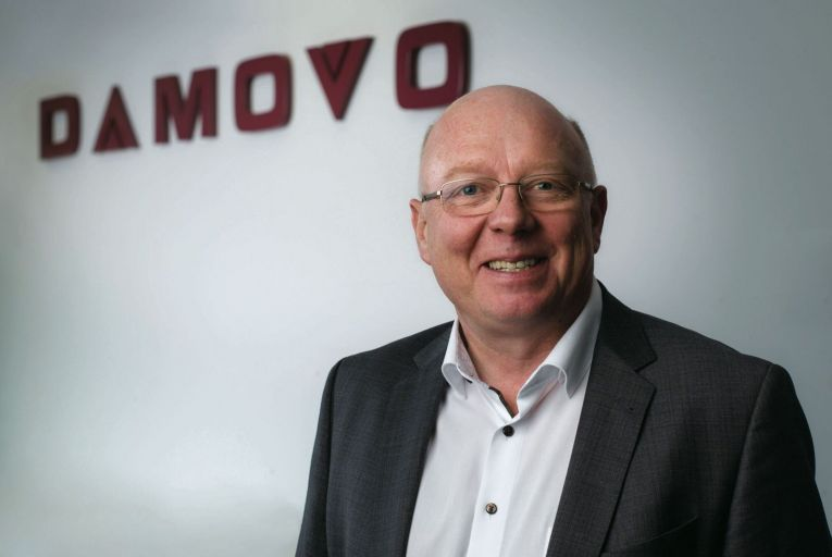 John McCabe, managing director, Damovo global services and Ireland: 'It is not enough to think that you are safe because your network security policies tick the compliance rules boxes. Unfortunately, attackers never follow rules.' Picture: John Ohle
