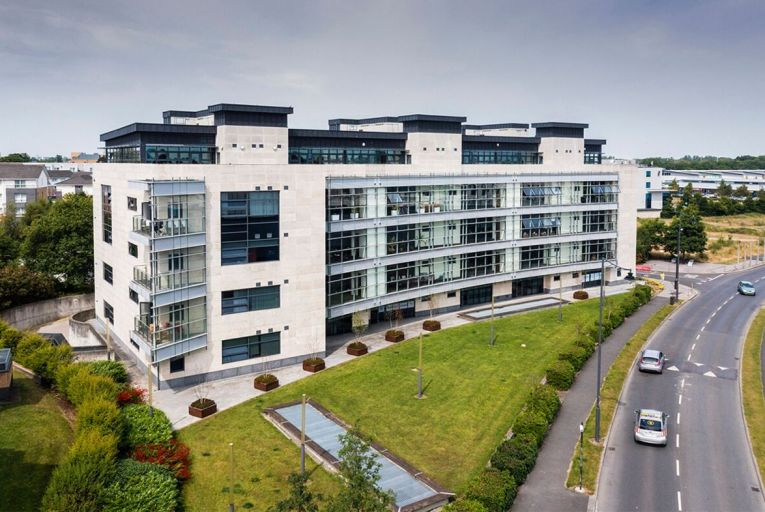 Modern office investment with sitting tenants on sale for €10.75 million