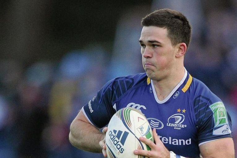 Loyola Group is owned by Stephen Cooney, Brian O'Malley and his bother Eoin, pictured above, a former Leinster rugby player.