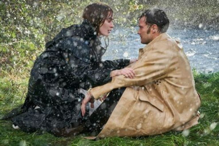 Emily Blunt and Jamie Dornan in Wild Mountain Thyme: Get ready to laugh in all the wrong places