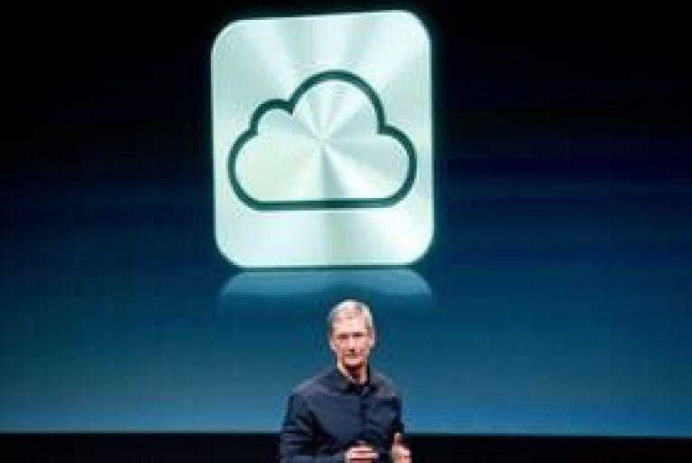 Apple's Tim Cook visits Beijing