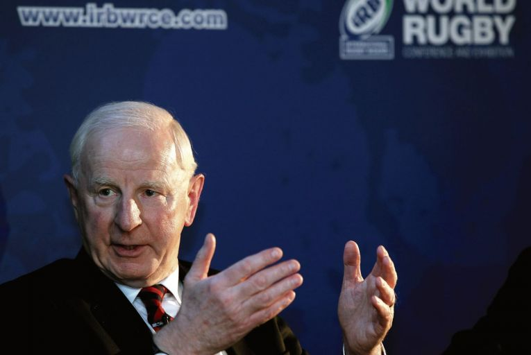 Pat Hickey, former president of the Olympic Council of Ireland, sourced the Howth headquarters that is now for sale back in 2004 Pic: INPHO
