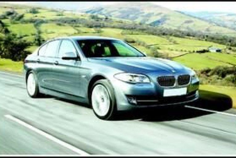 Sporty BMW saloon a winner