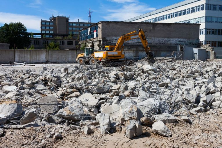 Bin firm claims rubble dumping unchallenged by councils