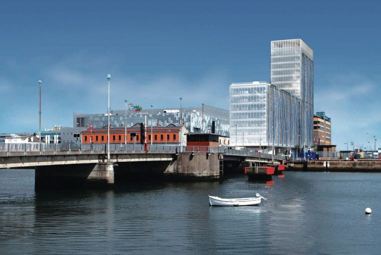 Dublin office market operating more freely in Q2, says Lisney