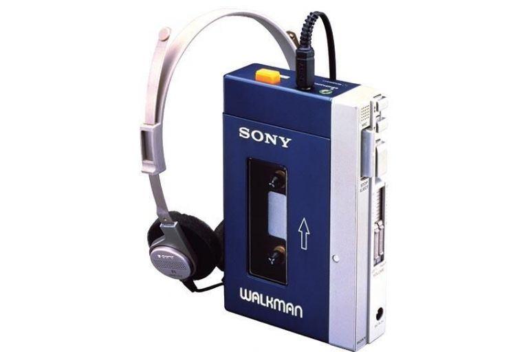 Sony Walkman: 1979