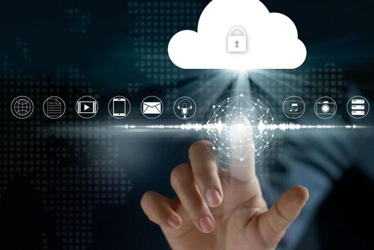 The data behind the cloud